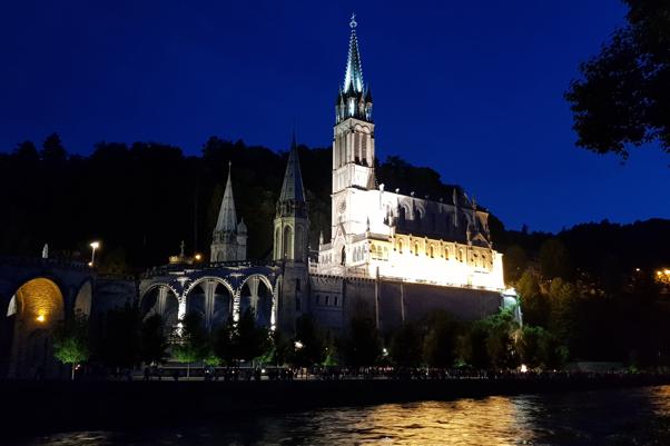 Lourdes agenda